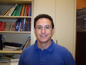 MIguel Martínez Tomey, candidato de CHA al Parlamento Europeo