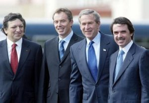 Bush Azores cuatro