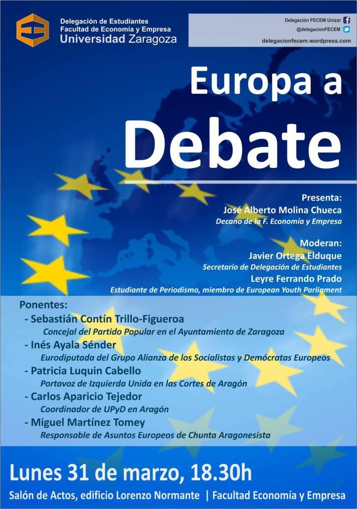 Debate UNIZAR