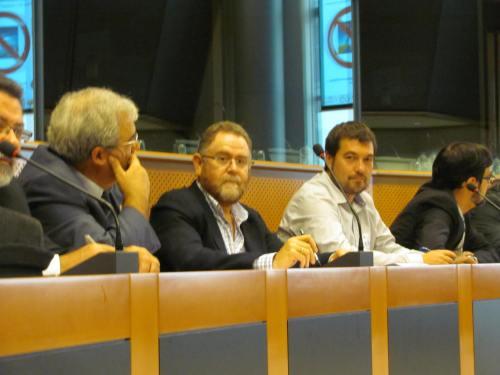 Jorge Edo y Alberto Celma, representantes aragoneses en la conferencia