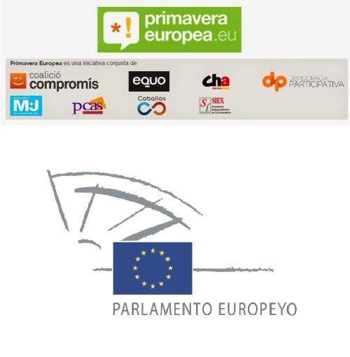 Parlamento Europeyo-Primabera Europeya